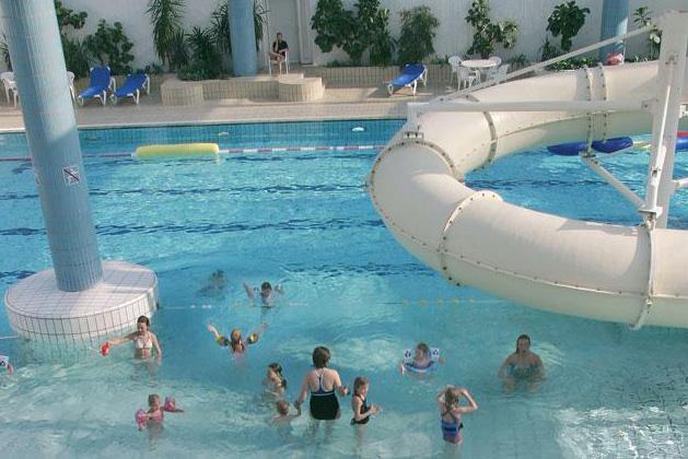 dgi byen svømmehal åbningstider